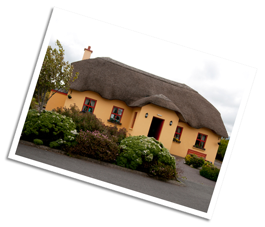 The Thatch Cottage Restaurant, Strandsend, Ireland